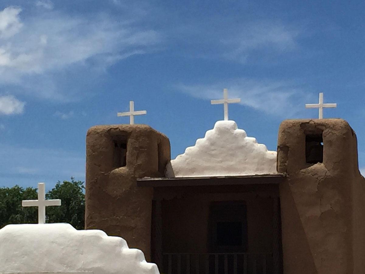 Taos Pueblo Church