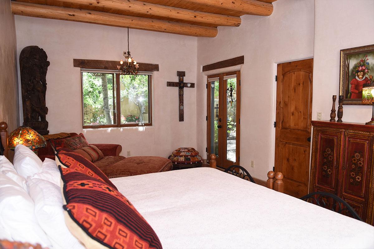 Taos Villas-NM2-second-bedroom-toward-patio